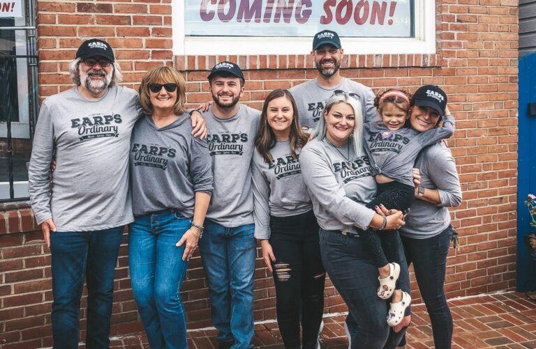 Earp's Ordinary Team